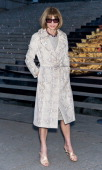 Vogue Magazine editorinchief Anna Wintour attends the Vanity Fair Party during the 2014 Tribeca Film Festival at the State Supreme Courthouse on...