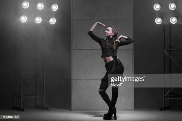 Vogue Style danseuse