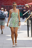London Celebrity Sightings - July 29, 2021