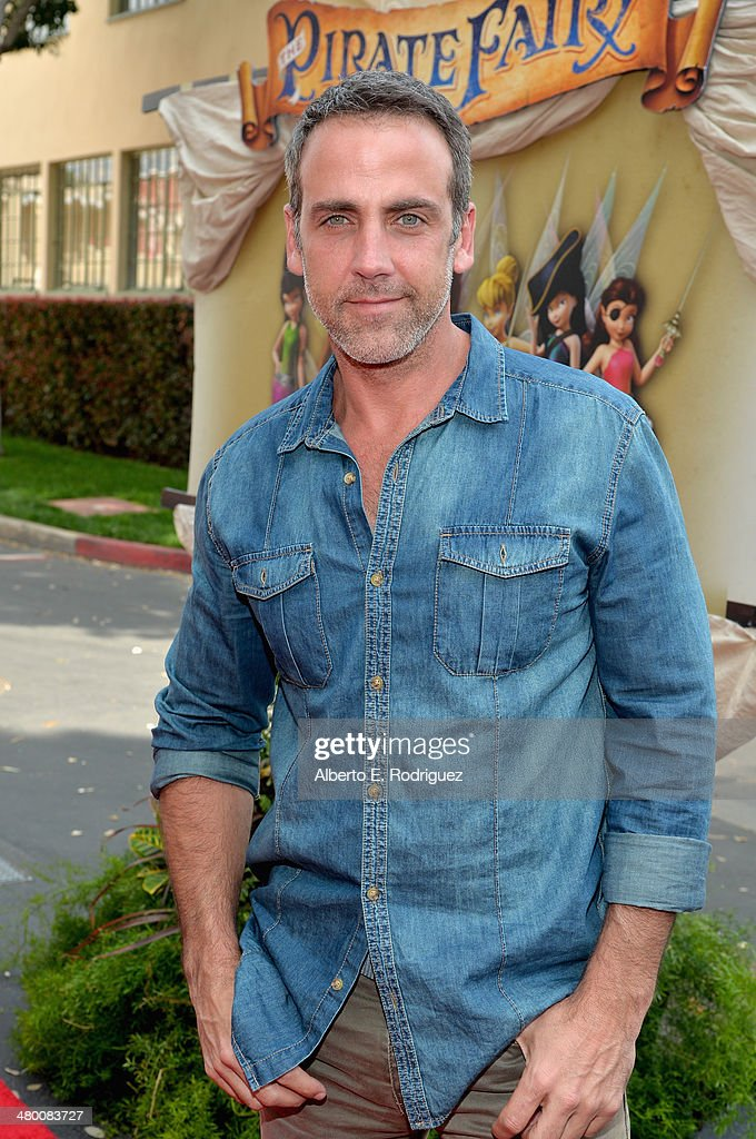 Voice actor <a gi-track='captionPersonalityLinkClicked' href=/galleries/search?phrase=Carlos+Ponce&family=editorial&specificpeople=215458 ng-click='$event.stopPropagation()'>Carlos Ponce</a> attends Disney's 'The Pirate Fairy' World Premiere at Walt Disney Studios on March 22, 2014 in Burbank, California. On Blu-ray and Digital HD April 1.