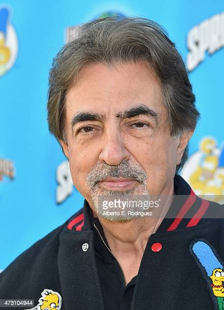 Voice actor Joe Mantegna attends the 'Taste of Springfield' press event at Universal Studios Hollywood on May 12 2015 in Universal City California