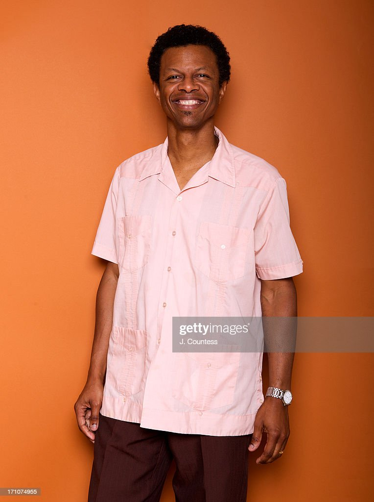 Voice actor/comedian Phil LaMarr poses during the 2013 American Black Film Festival on June 20, 2013 in Miami, Florida.