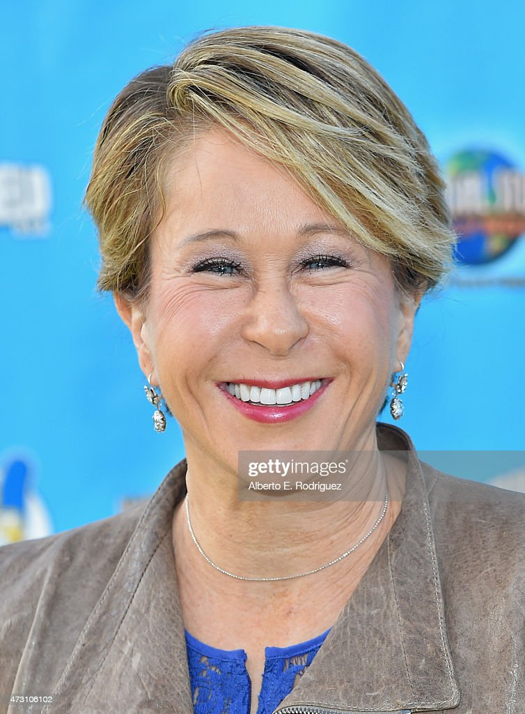 Voice actress Yeardley Smith attends the 'Taste of Springfield' press event at Universal Studios Hollywood on May 12 2015 in Universal City California