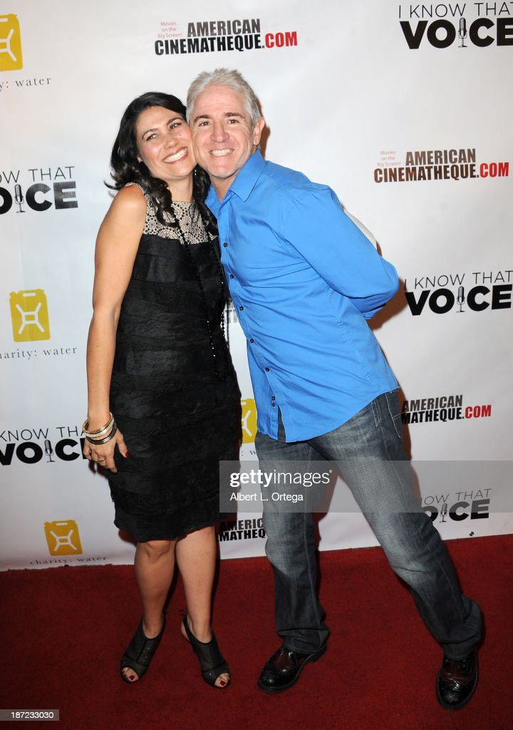 premiere of quoti know that voicequot getty images