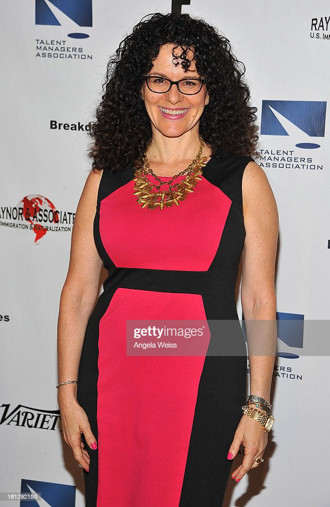 Voiceover Agent Melissa Berger-Brennan attends the 12th Annual Heller Awards at The Beverly Hilton Hotel on September 19, 2013 in Beverly Hills, California.
