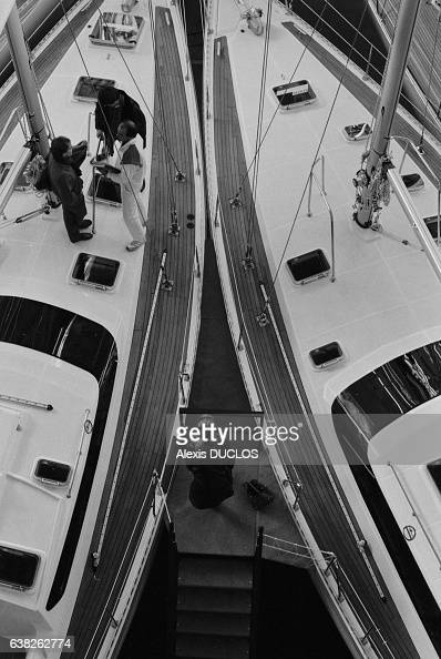 Transport nautique stock photos and pictures getty images for Salon nautisme paris