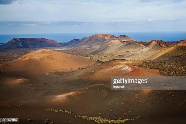 Paesaggi vulcanici di Lanzarote
