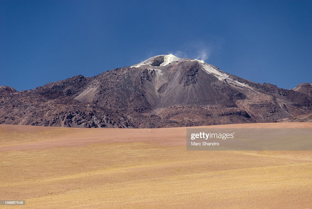 Volcanic Landscape of Northern Chile