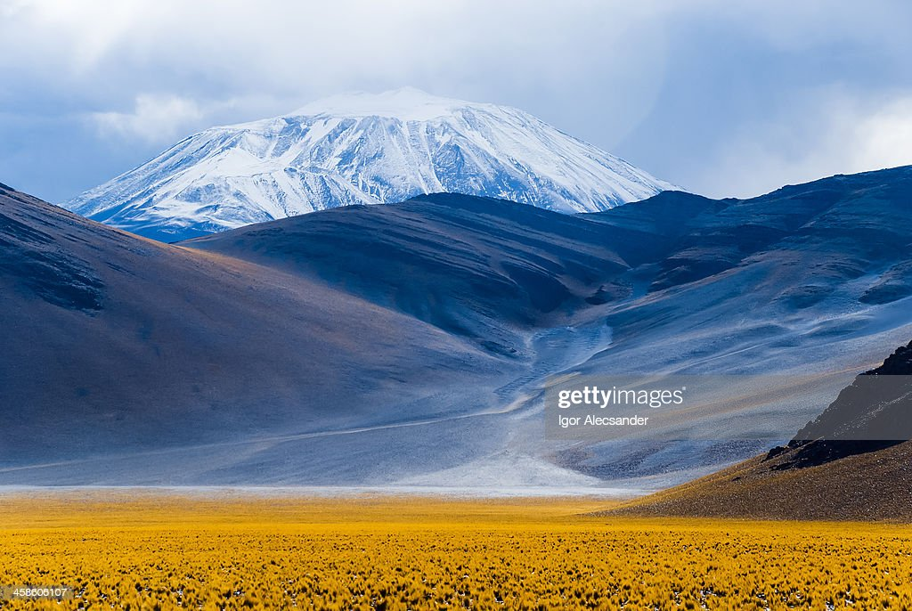 Volcano Incahuasi, Argentina