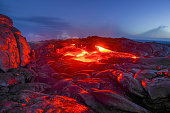 Volcano, Natural Phenomenon, Rock - Object, Tropical Climate, Big Island - Hawaii Islands