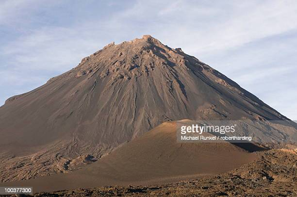 Volcano on Fogo, Cape Verde Islands, Africa