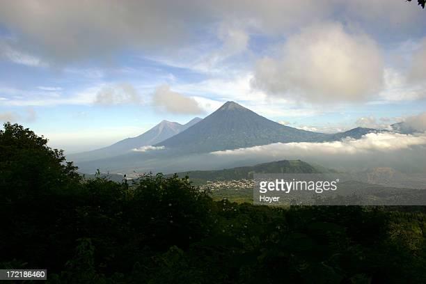 Volcano Rain