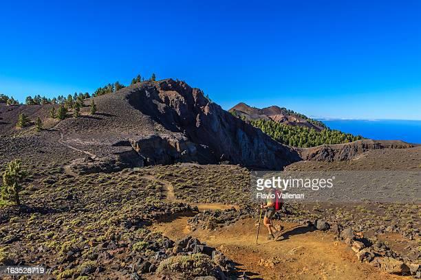 Vulkan Route, La Palma