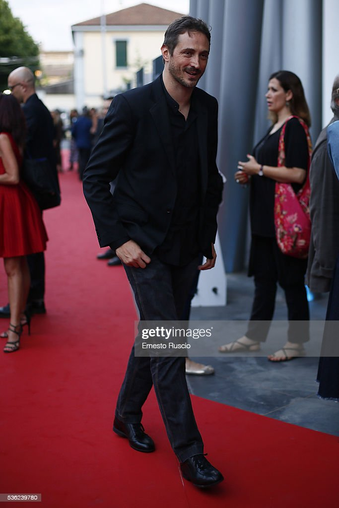 Volfango De Biasi attends the Nastri D'Argento 2016 Award Nominations at Maxxi Museum on May 31, 2016 in Rome, Italy.