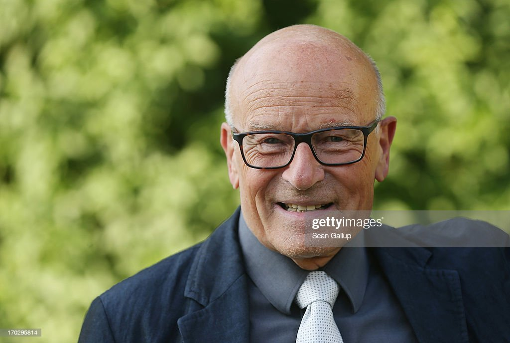 Volker Schloendorff attends the Henry A. Kissinger Prize 2013 award at the American Academy in Berlin on June 10, 2013 in Berlin, Germany.
