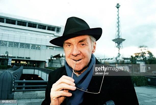 HARALD JUHNKE BERLINER ORIGINAL Volksschauspier mit Berliner Zunge Schauspieler Sänger Entertainer TV Moderator geb 10 Juni 1929 in BERLIN gestorben...