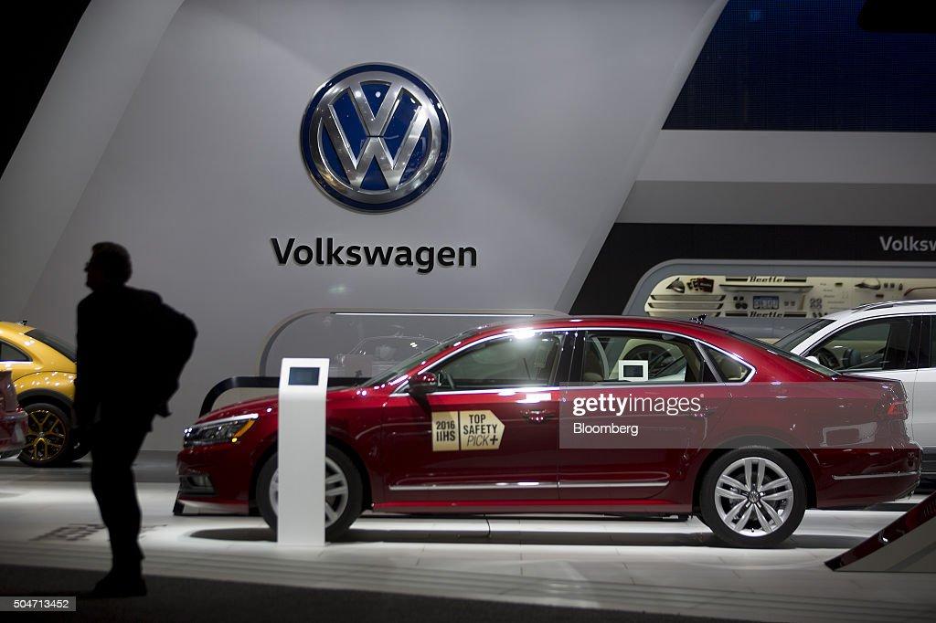 Inside The 2016 North American International Auto Show