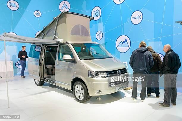 Californie-car Van Volkswagen