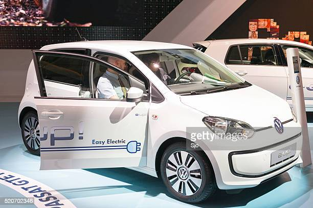 Volkswagen E-Up electric compact city car