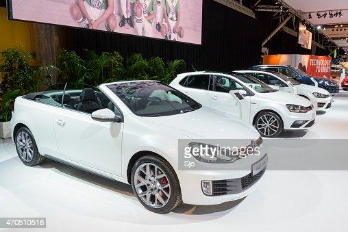 Volkswagen Golf Conversível e VW Polo hatchback aluguer de