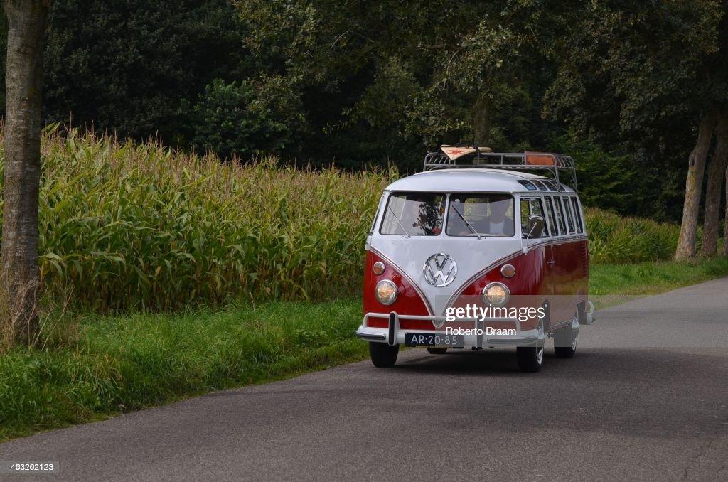 CONTENT] Volkswagen T1 Samba '65
