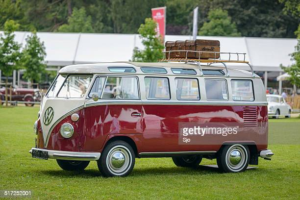 Volkswagen Transporter T1 split screen-van