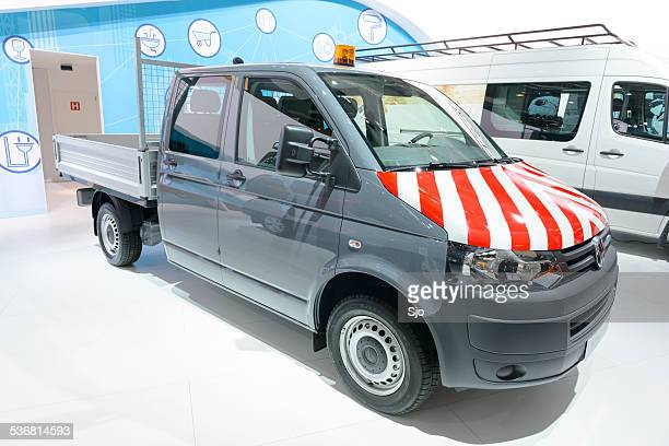Volkswagen Transporter T5 Abholung Vorderseite