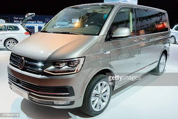 Volkswagen Transporter T6 Multivan transport de personnes
