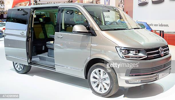 Volkswagen Transporter T6 Multivan people carrier