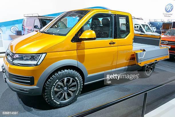 Volkswagen Tristar Konzept pick-up