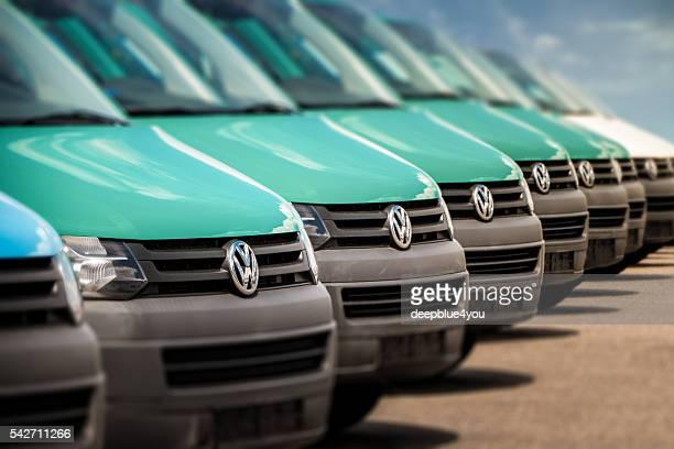 Volkswagen Transporter, Unternehmer im einer Reihe