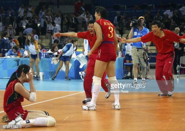 volleyball russland frauen