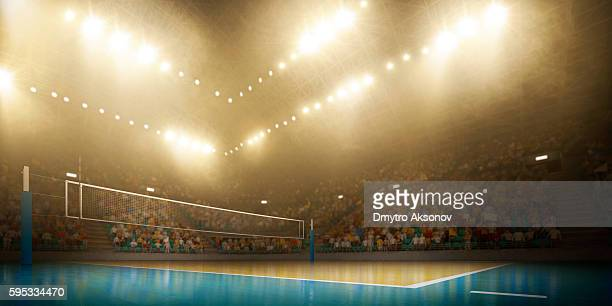 Volleyball indoor stadium