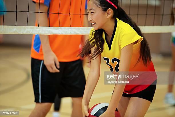 Volleyball joy