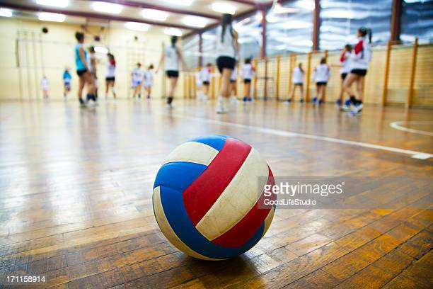 match de volley-ball