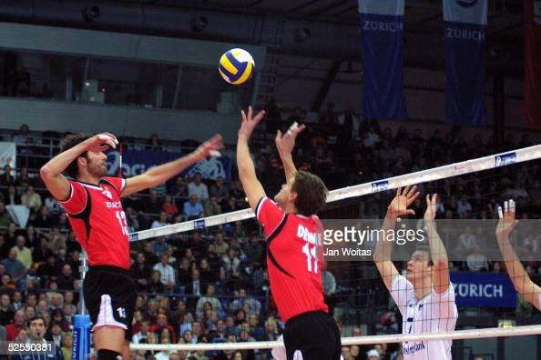 volleyball deutschland russland