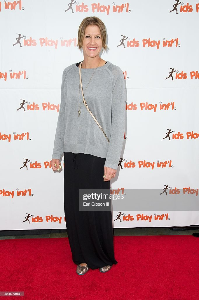 Volleyball Professional Brittany Hochevar attends the 5th Annual 'Cocktails For Kids Play' Fundraiser at Shade Hotel on April 10, 2014 in Manhattan Beach, California.