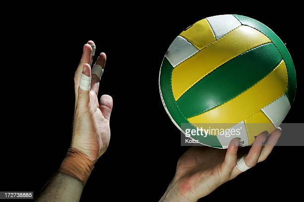 Volleyball-Service
