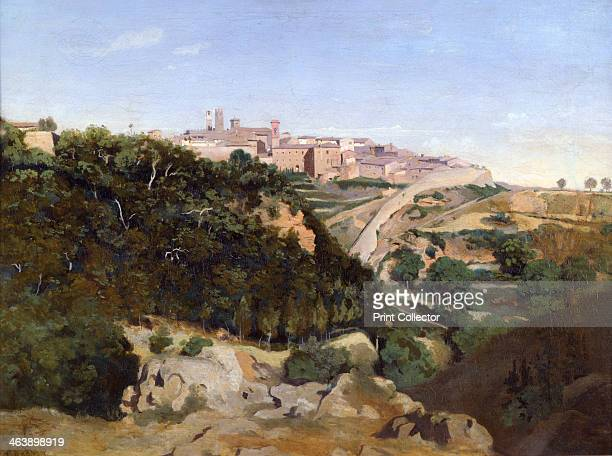 'Volterra' 1834 From the collection of the Louvre Paris France