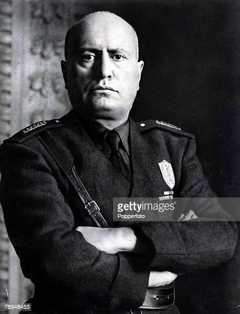 Volume 2 Page 114 Picture 10 Italy Benito Mussolini