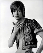 Volume 2 Page 114 Picture 7 Singer and songwriter David Bowie circa 1970s