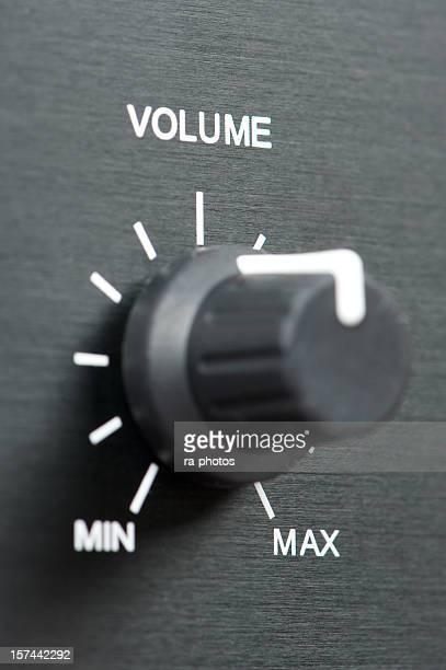 Lautstärke ändern