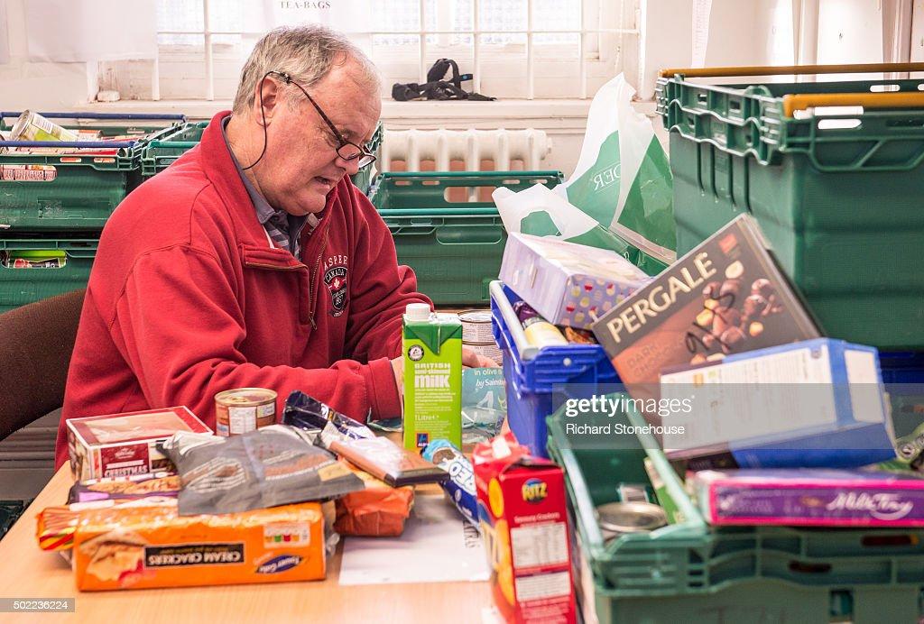 Trussell Trust Food Bank List