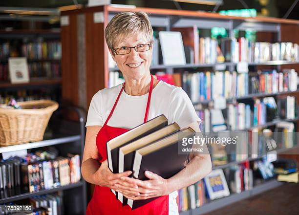 Volunteer Librarian
