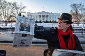 """Activists Distribute """"Bye-Bye 45"""" A Satire Edition Of..."""