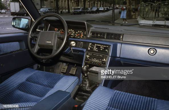 volvo 740 turbo pictures getty images