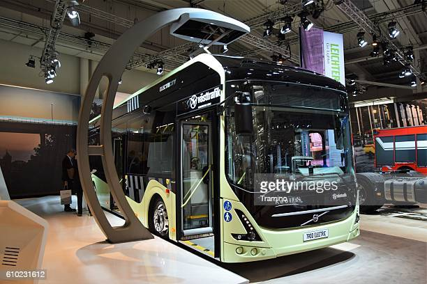 Volvo 7900 Electric - ecological bus