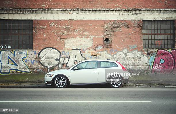 Volvo C30 on the streets