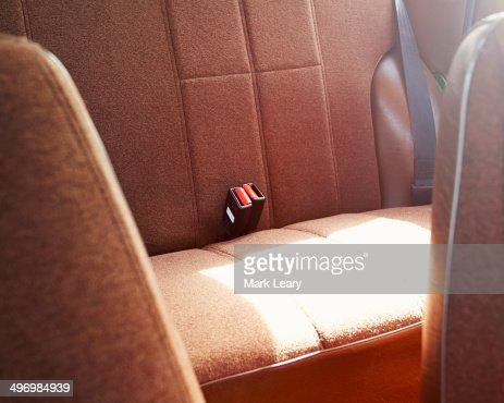 Volvo rear seats