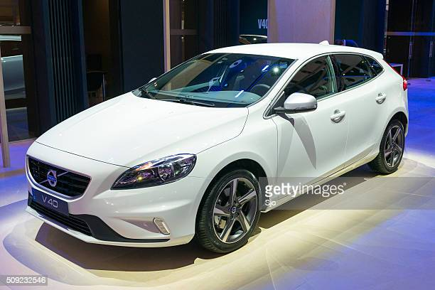 Volvo V40 hatchback car